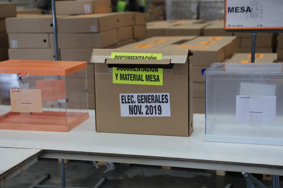 Las elecciones costarán 136 millones y elevan a casi 520 el coste de las generales desde 2015