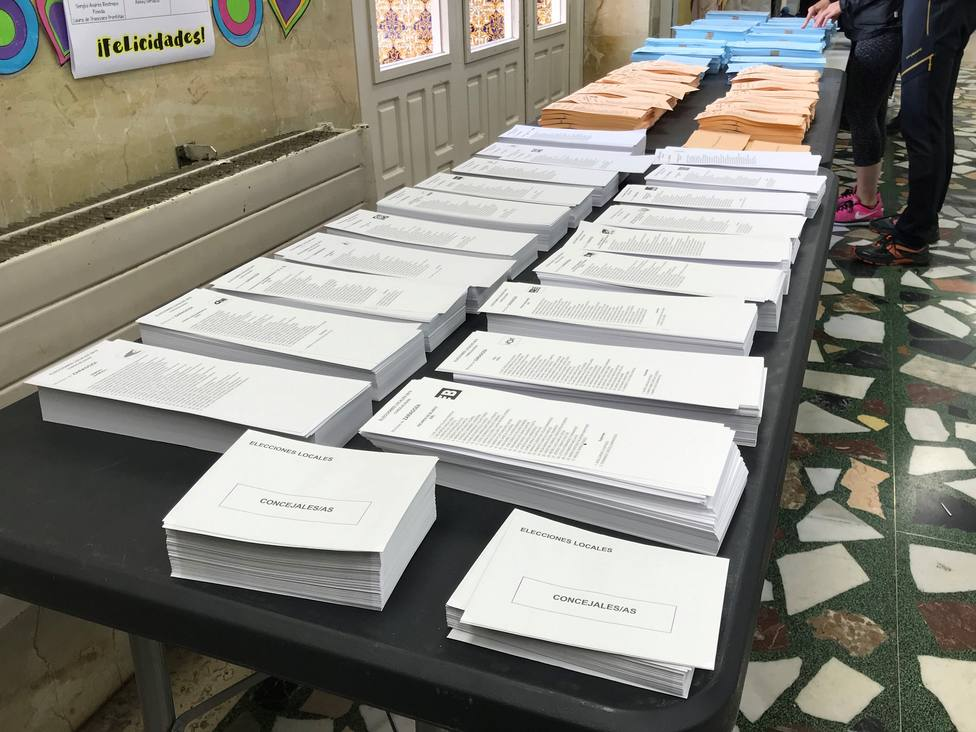 Los resultados de las elecciones serán muy significativos a partir de las 22.30 horas