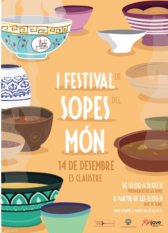 Primer Festival de Sopas del Mundo