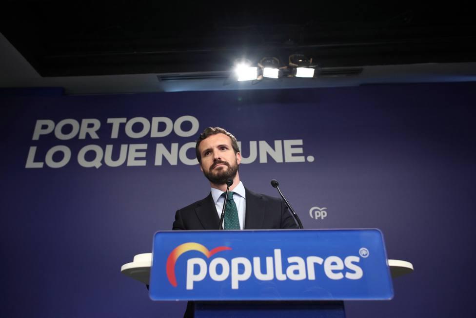 El PP pide aclaraciones a Sánchez sobre la libertad de elección de centro educativo