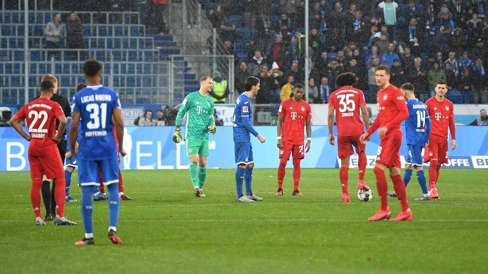 Hoffenheim - Bayern
