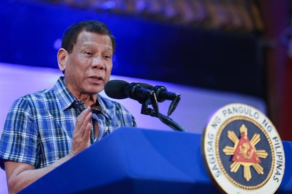 Duterte ordena matar a los que violen la cuarentena por coronavirus