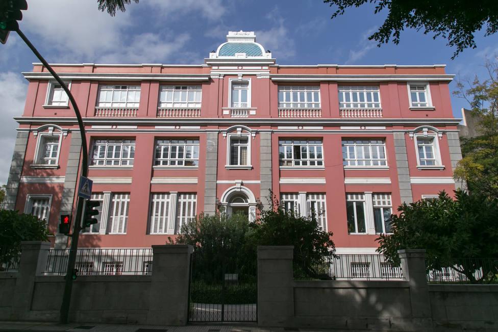 Sede de la Consejería de Sanidad del Gobierno de Canarias
