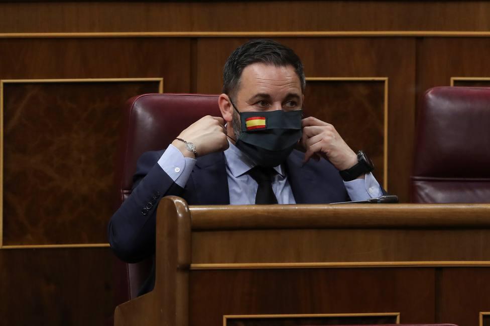 Abascal celebra que el TSJ de Castilla y León permita a Vox manifestarse: Ahora falta Cataluña