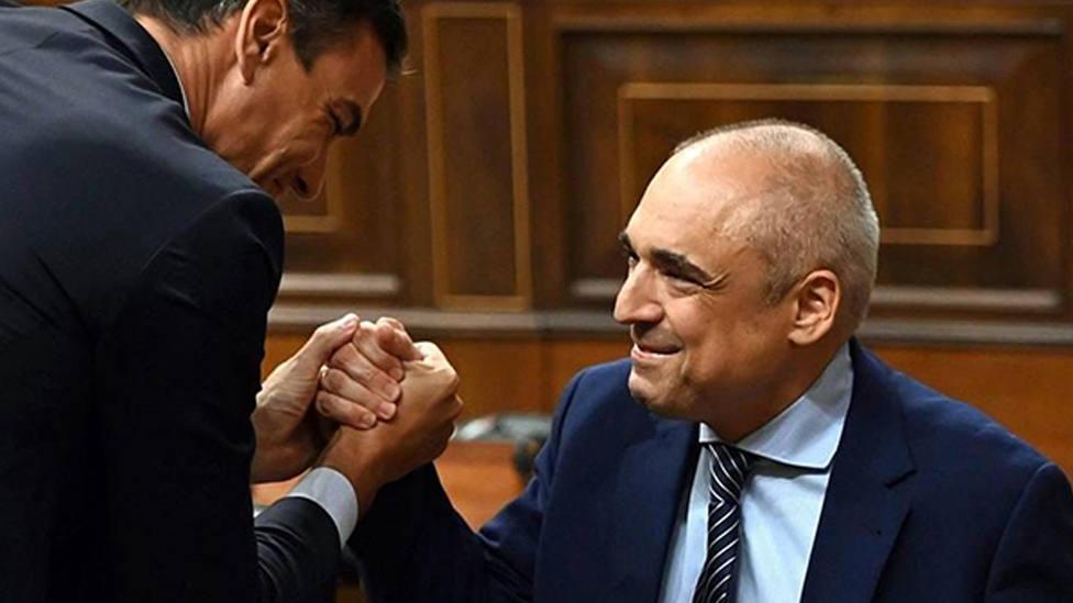 El mensaje de Simancas contra el PP por el 'Caso Púnica' que se le vuelve en contra