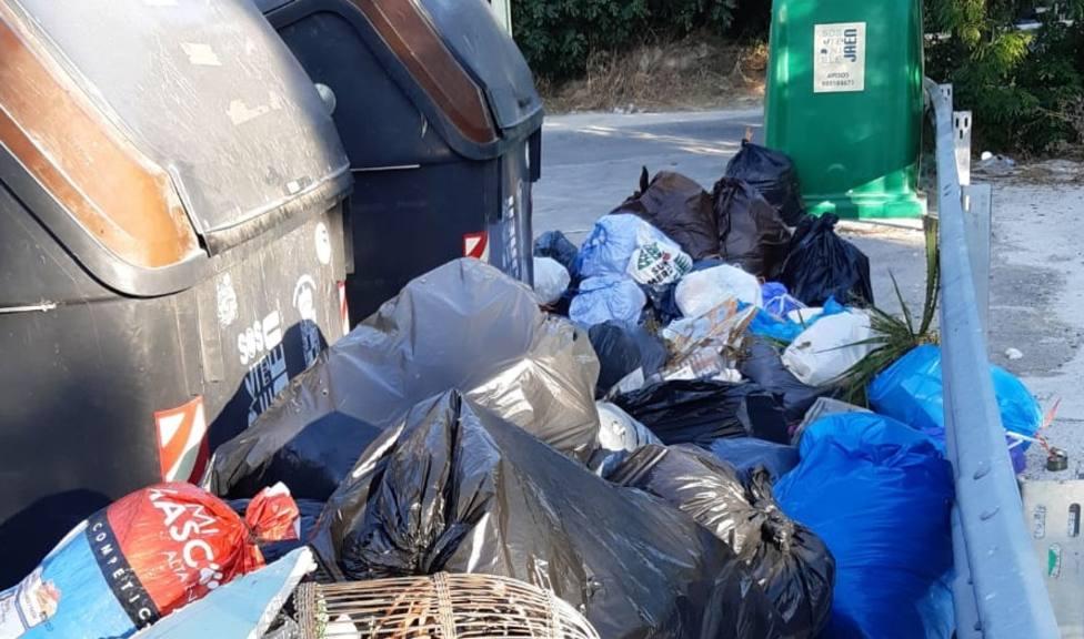 """""""Se busca"""" a quienes depositen basura sin control en la capital"""