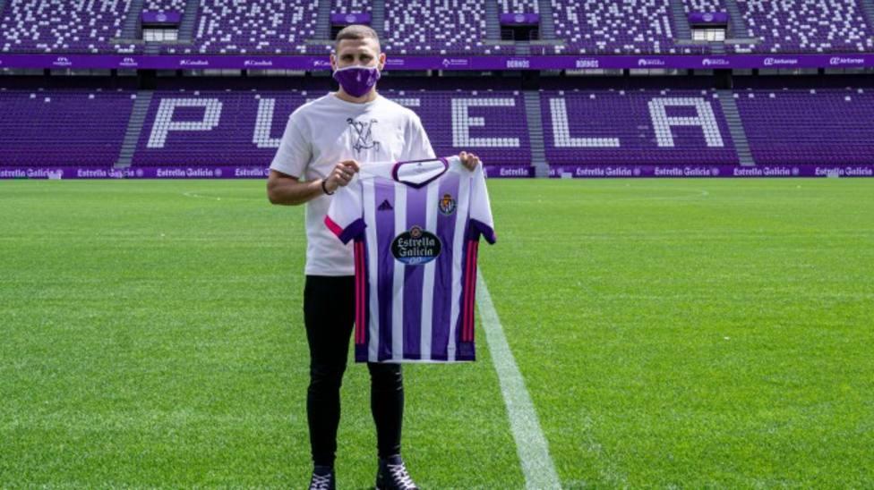 Darío Poveda refuerza la delantera del Getafe; Kadzior, nuevo jugador del Eibar; Weissman llega a Valladolid