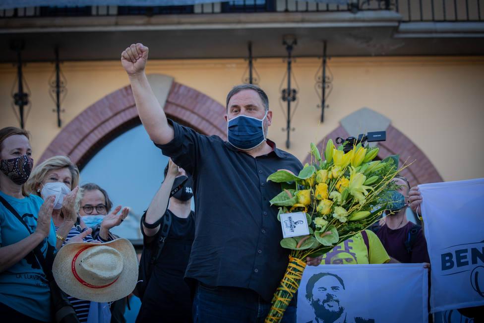 Junqueras a Puigdemont: una confrontación con el Estado lleva a perder y lo que queremos es ganar