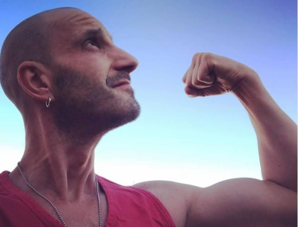 Dani Rovira manda su apoyo a Carla Suárez: Te espero al otro lado de la montaña...