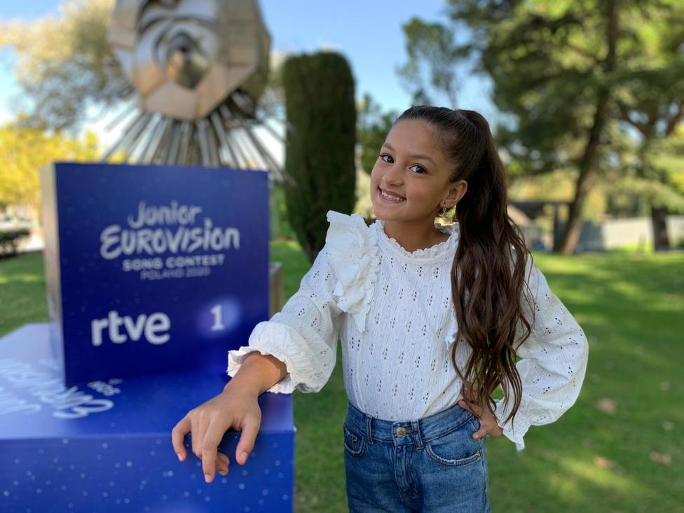 Así suena Palante, el tema urbano con el que Soleá representará a España en Eurovisión Junior 2020