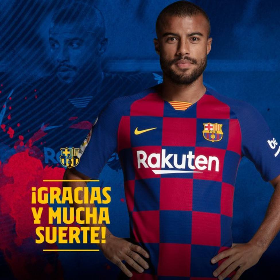 El final de una historia de lesiones y cesiones para Rafinha en el Barça