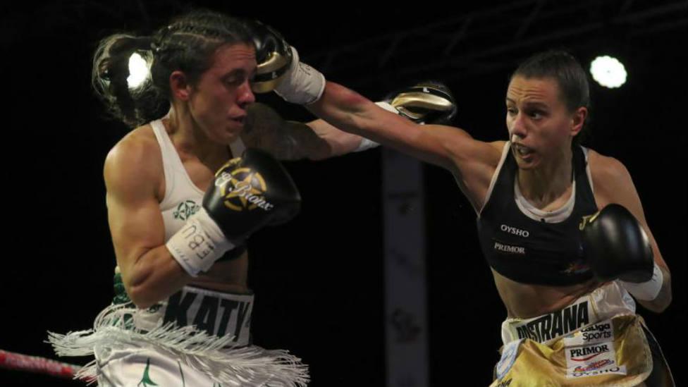 Joana Pastrana hace historia y se convierte en campeona de Europa por tercera vez