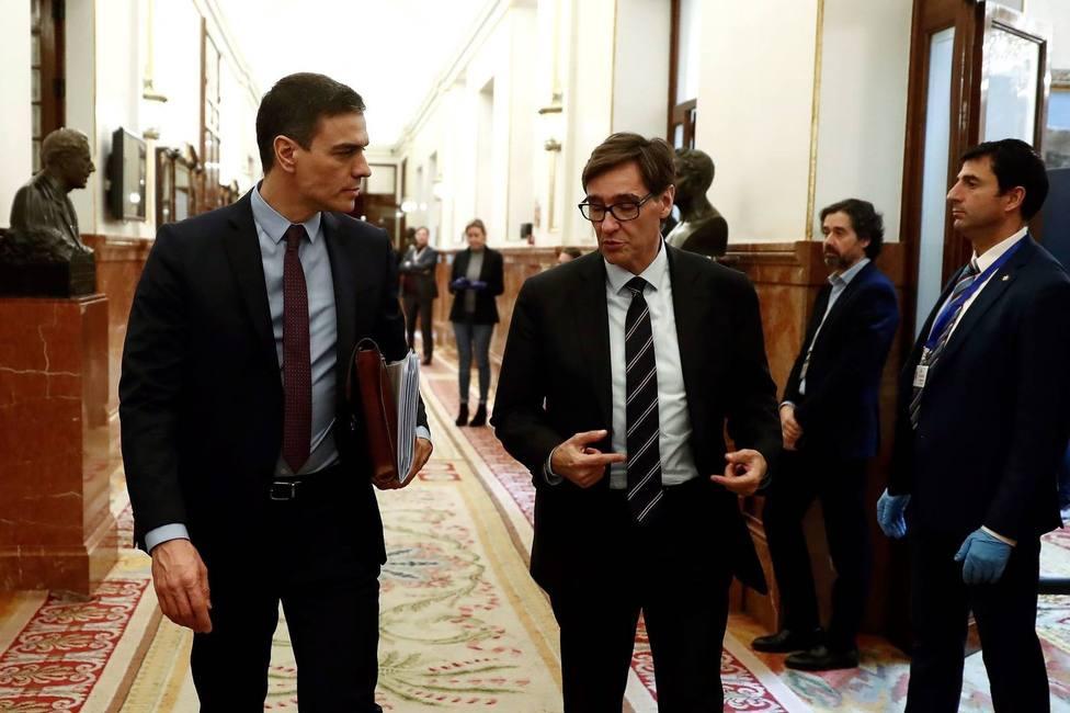 Moncloa prepara un plan b con vistas a un nuevo confinamiento domiciliario si los contagios siguen al alza