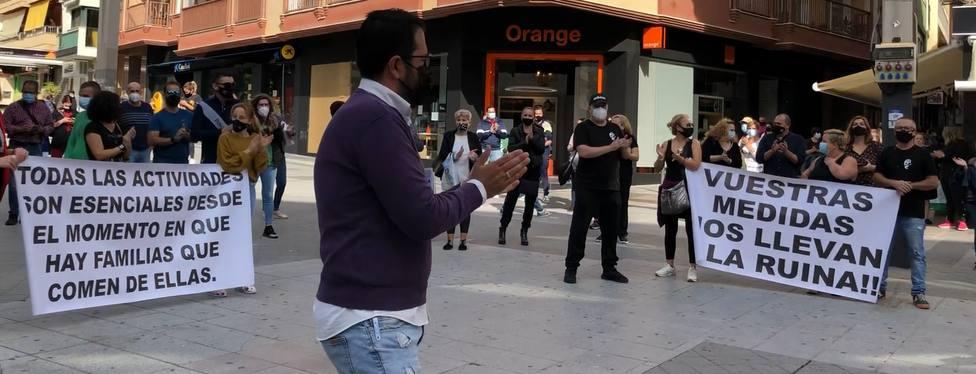 Movilización Ciudadana en Motril