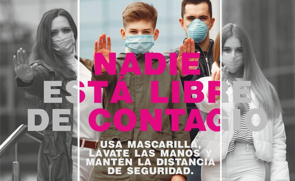 El Centro de Información Juvenil de Baeza pone en marcha en RRSS la campaña #Protégete