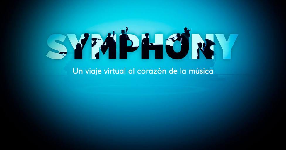 """Así es """"Synphony"""", un viaje virtual al corazón de la música"""