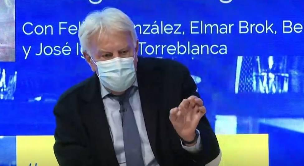 Felipe González llama a respaldar a Guaidó y rechazar a la nueva Asamblea Nacional