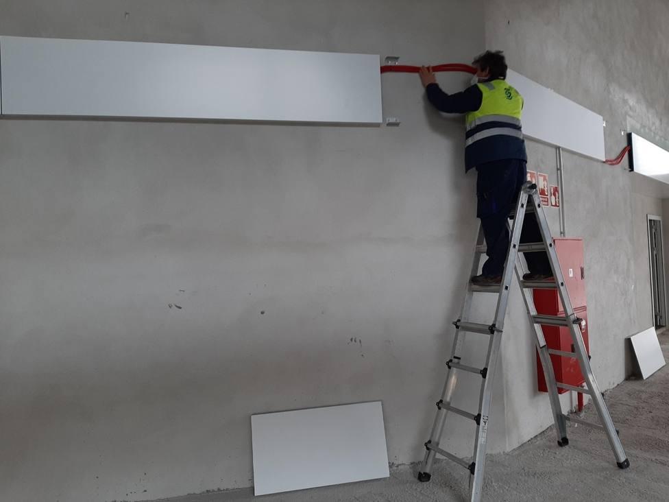 El Gobierno Local de Logroño dice que ya han comenzado los trabajos para abrir la nueva estación de autobuses
