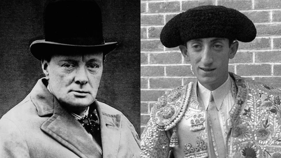 La desconocida relación entre Manolete y Winston Churchill: la carta que destapó el vínculo torero-político
