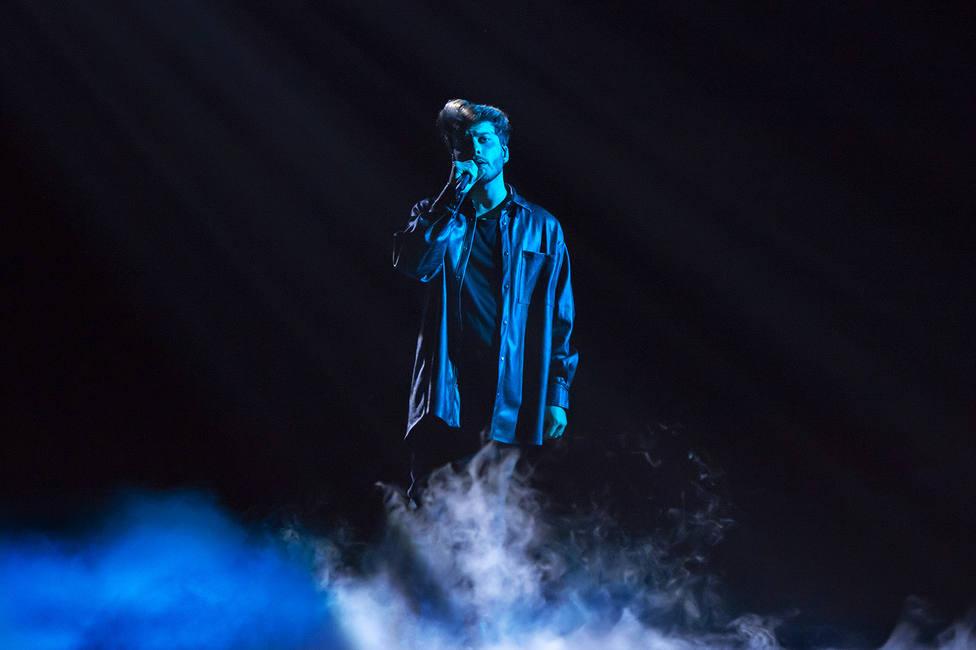 Así suena Voy a quedarme, la canción de Blas Cantó en Eurovisión 2021