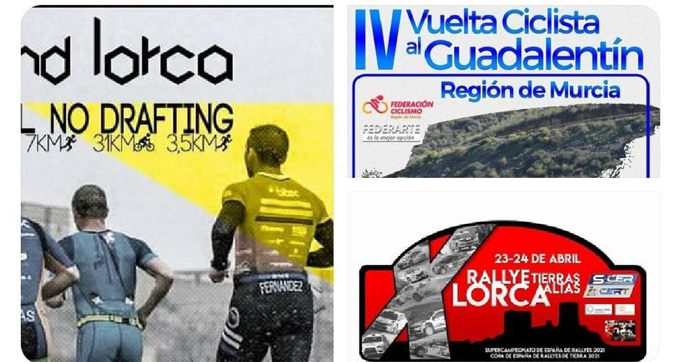 Lorca se prepara para un gran mes de abril