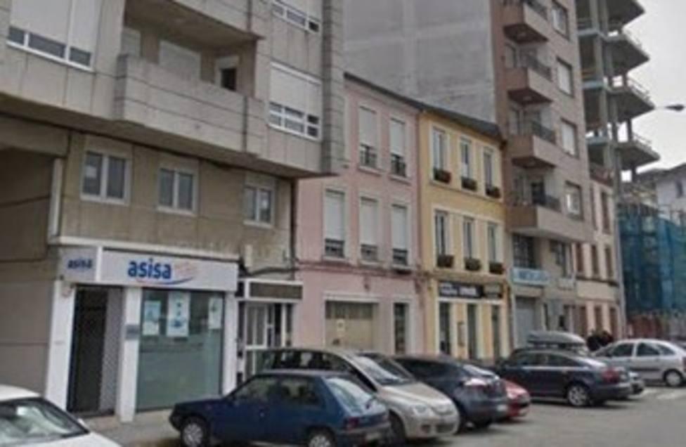 Un hombre es sorprendido en Lugo mientras rayaba coches aparcados con un destornillador