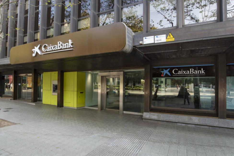Oficines de CaixaBank a Barcelona