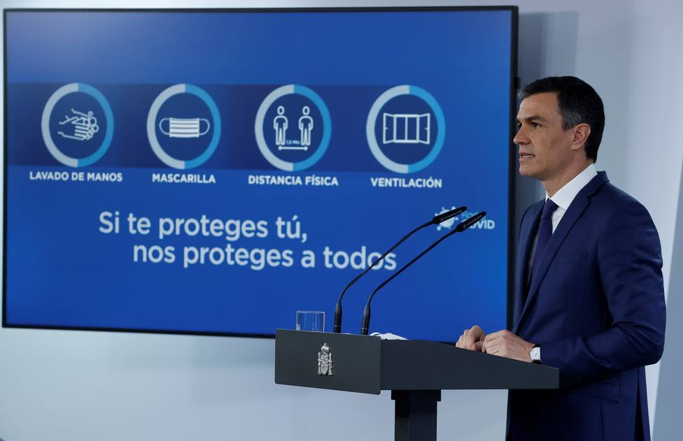 Sánchez deja maniatadas a las CCAA para frenar futuros rebrotes