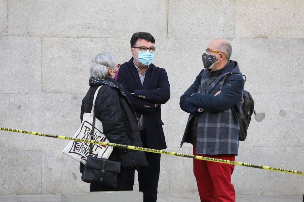 Joan Josep Nuet condenado a 8 meses de inhabilitación por desobedecer al Tribunal Consititucional