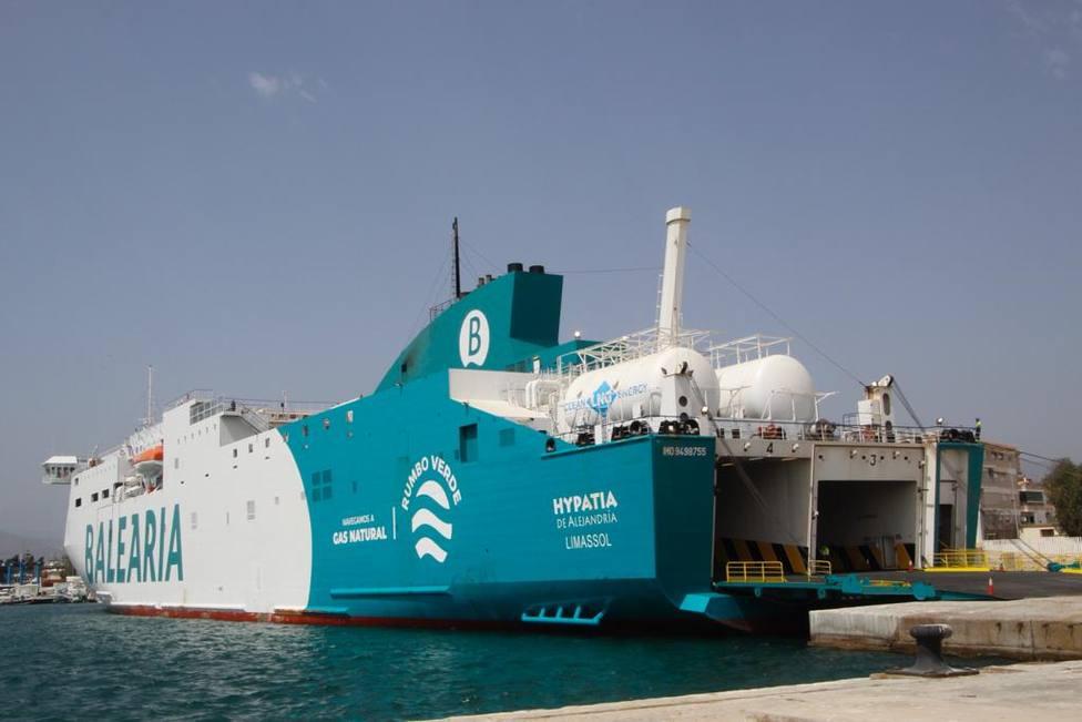 Más de 1.700 personas han viajado entre Motril y Melilla desde que se reactivaron las líneas marítimas