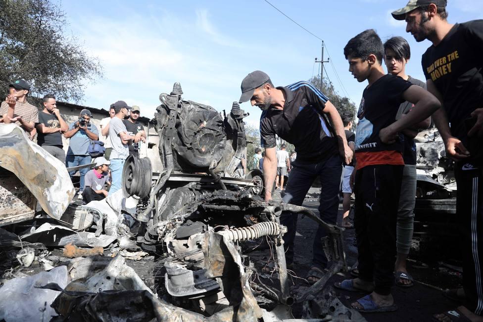 El DAESH asume la autoría del último ataque bomba en Bagdag, que dejó al menos un fallecido y doce heridos