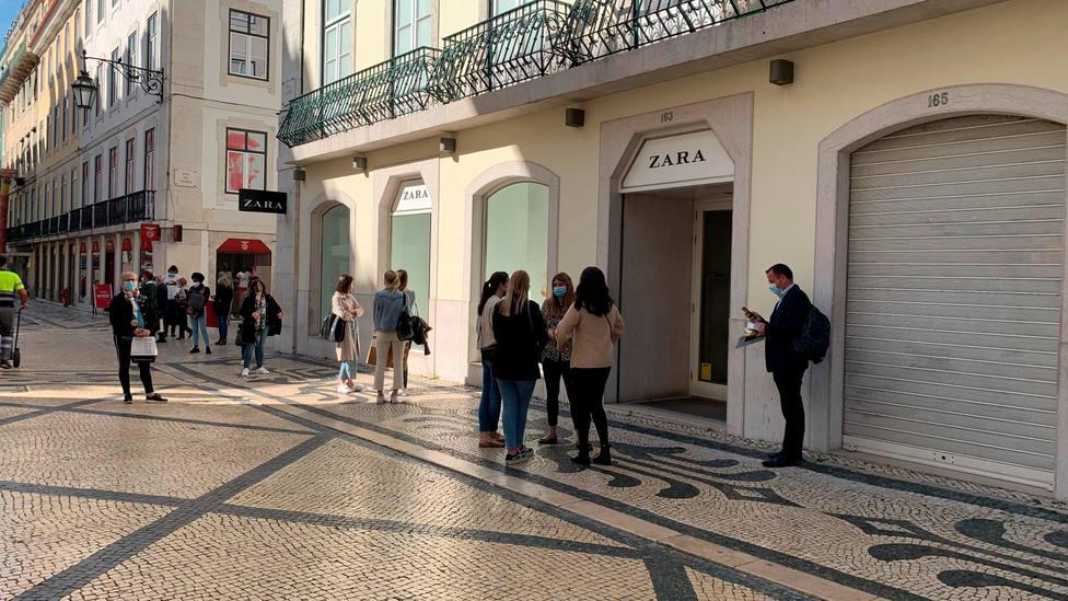 Portugal contiene la pandemia de coronavirus tras notificar 572 positivos y tres fallecidos desde ayer