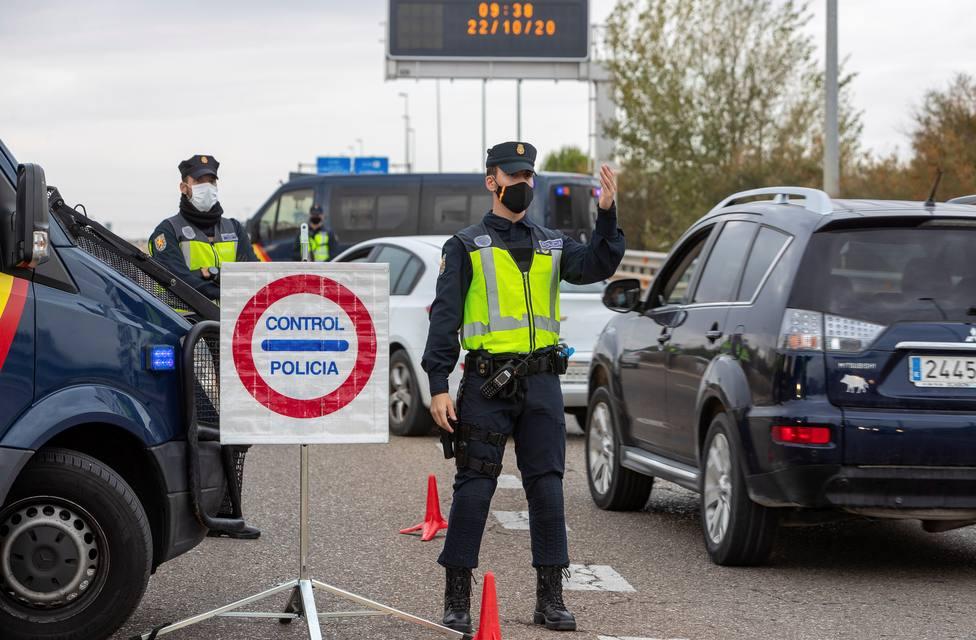 Fuerzas de Seguridad realizarán controles en 18 puntos de acceso en Zaragoza