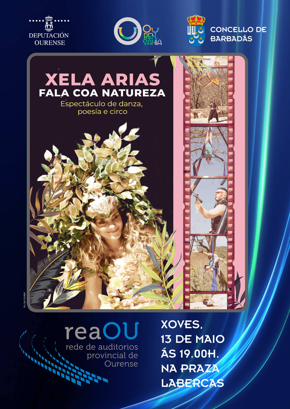 Cartel Día das Letras Galegas