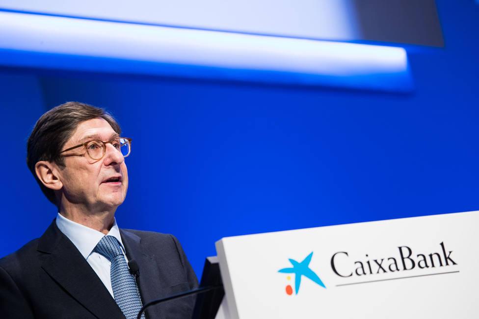 """Goirigolzarri: """"La banca fue durante un tiempo un sector en expansión y hoy es un sector en reconversión"""