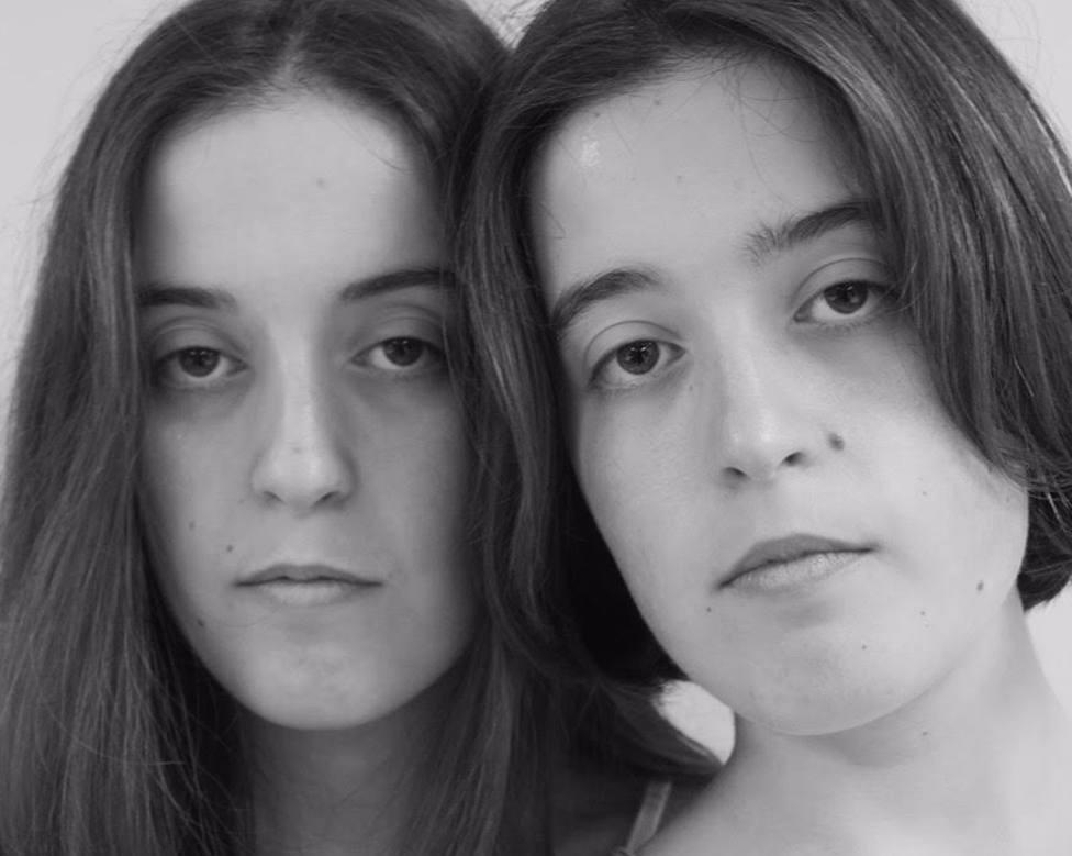 Las ferrolanas Noa y Lara Castro obtuvieron sus becas. FOTO: Europa Press