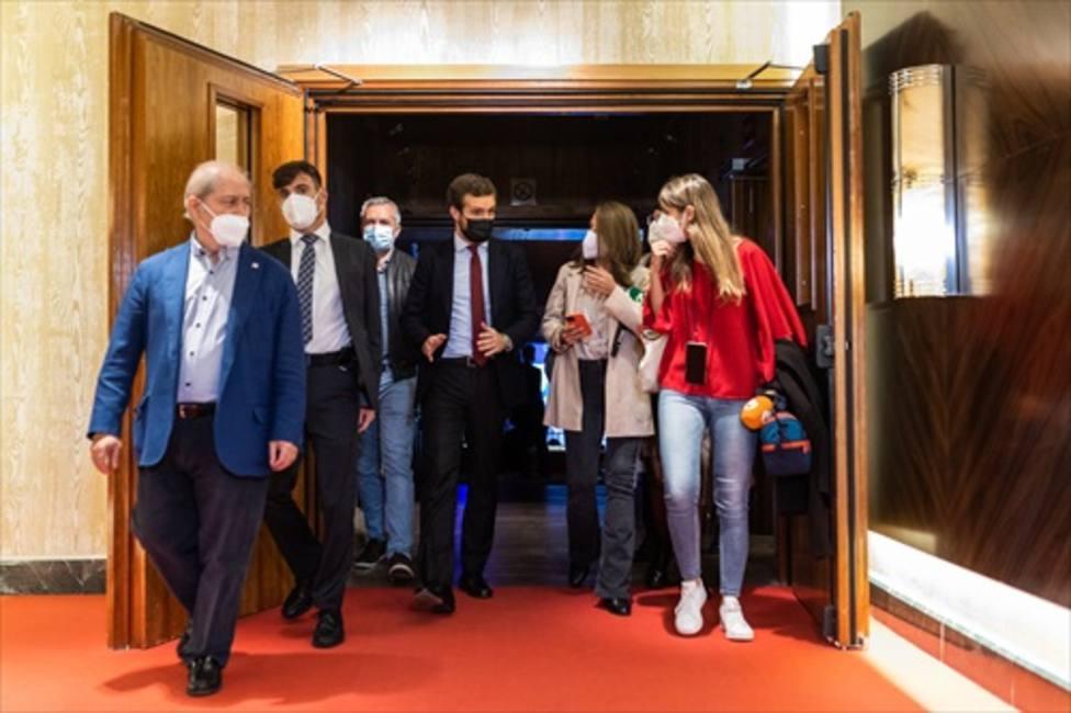 Casado abre este lunes en Santiago la Convención del PP en la que busca visualizar unidad tras la tensión con