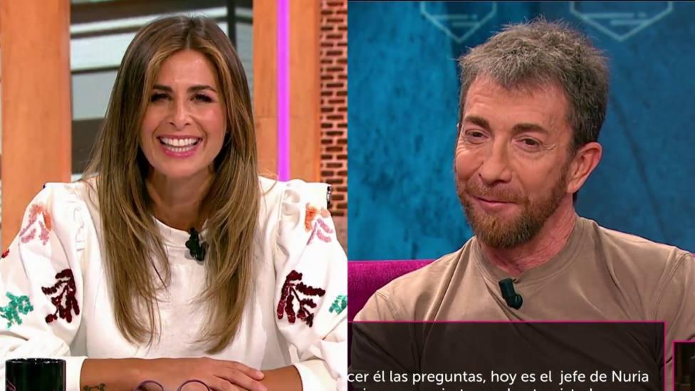 Pablo Motos deja a cuadros a Nuria Roca al confesarle cuál es su mayor miedo: Todos los días pienso