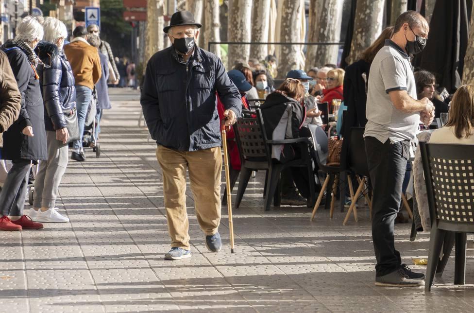 La Rioja suma 17 días sin fallecidos por coronavirus y baja la Incidencia Acumulada y la presión hospitalaria
