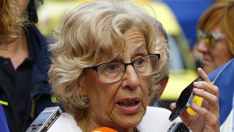 Carmena repetirá como candidata a alcaldesa de Madrid