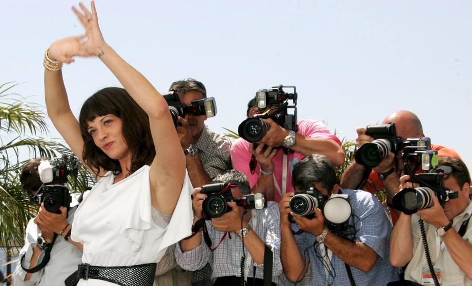 Asia Argento, líder del #MeToo, pagó a un menor que la denunció por agresión sexual
