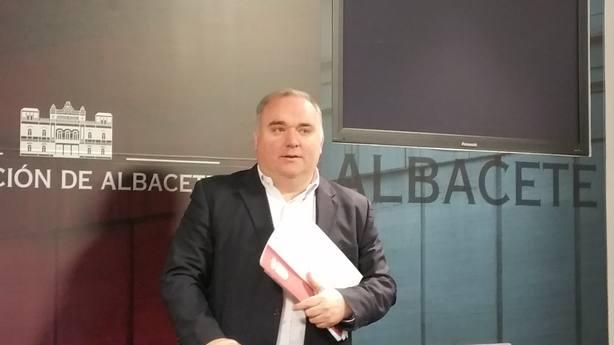 Constantino Berruga. Viceportavoz PP en Diputación
