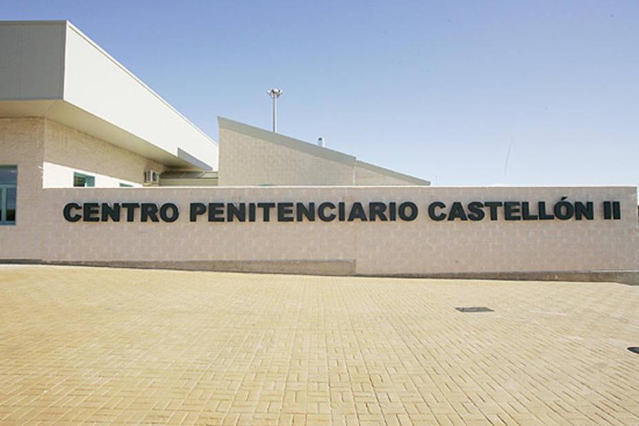 Centro penitenciario Castellón II, en Albocàsser