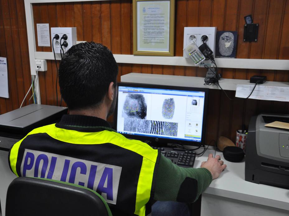Identificación cadáver turco