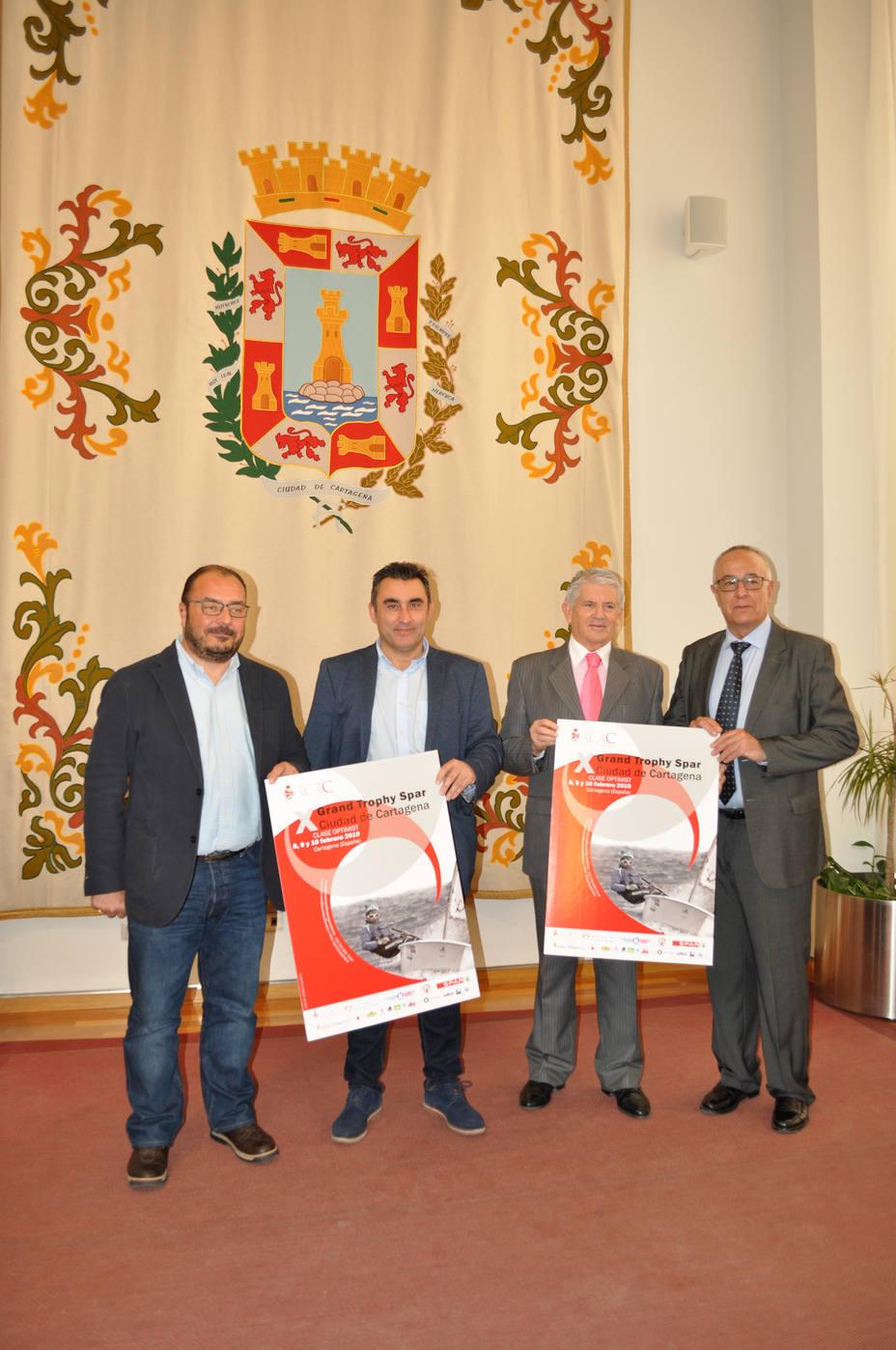 El X Grand Trophy Spar 'Ciudad de Cartagena' llega este fin de semana
