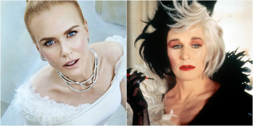Nicole Kidman, a un paso de unirse 'Cruella', el remake del clásico de Disney