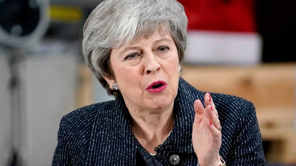 El brexit, pendiente de la votación parlamentaria sobre el acuerdo retocado de May