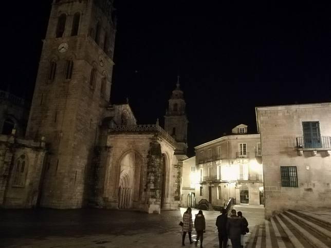 La Diócesis de Lugo estudia colocar cámaras dentro y fuera de la Catedral