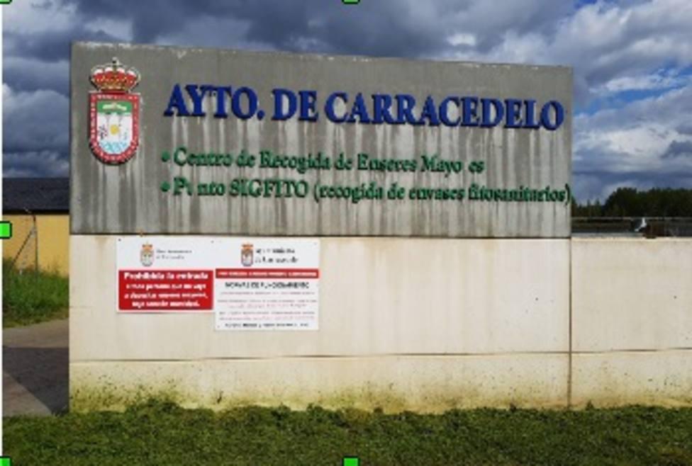 El Ayuntamiento de Carracedelo abre un punto de recogida de residuos procedentes de obras menores