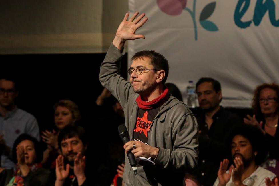 Monedero acusa a Errejón de romper Podemos: ¿Te ha merecido la pena, Íñigo?